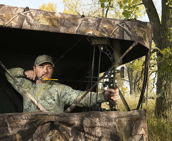 Why Use A Ground Blind