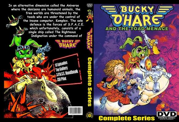 The Bucky OHare Fan Fiction And Information Site