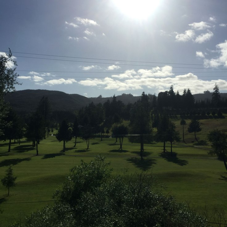 Scappoose golf club