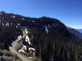 Chinook Mount Rainier Washington