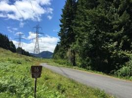 NF 16 turn off Vista Ridge