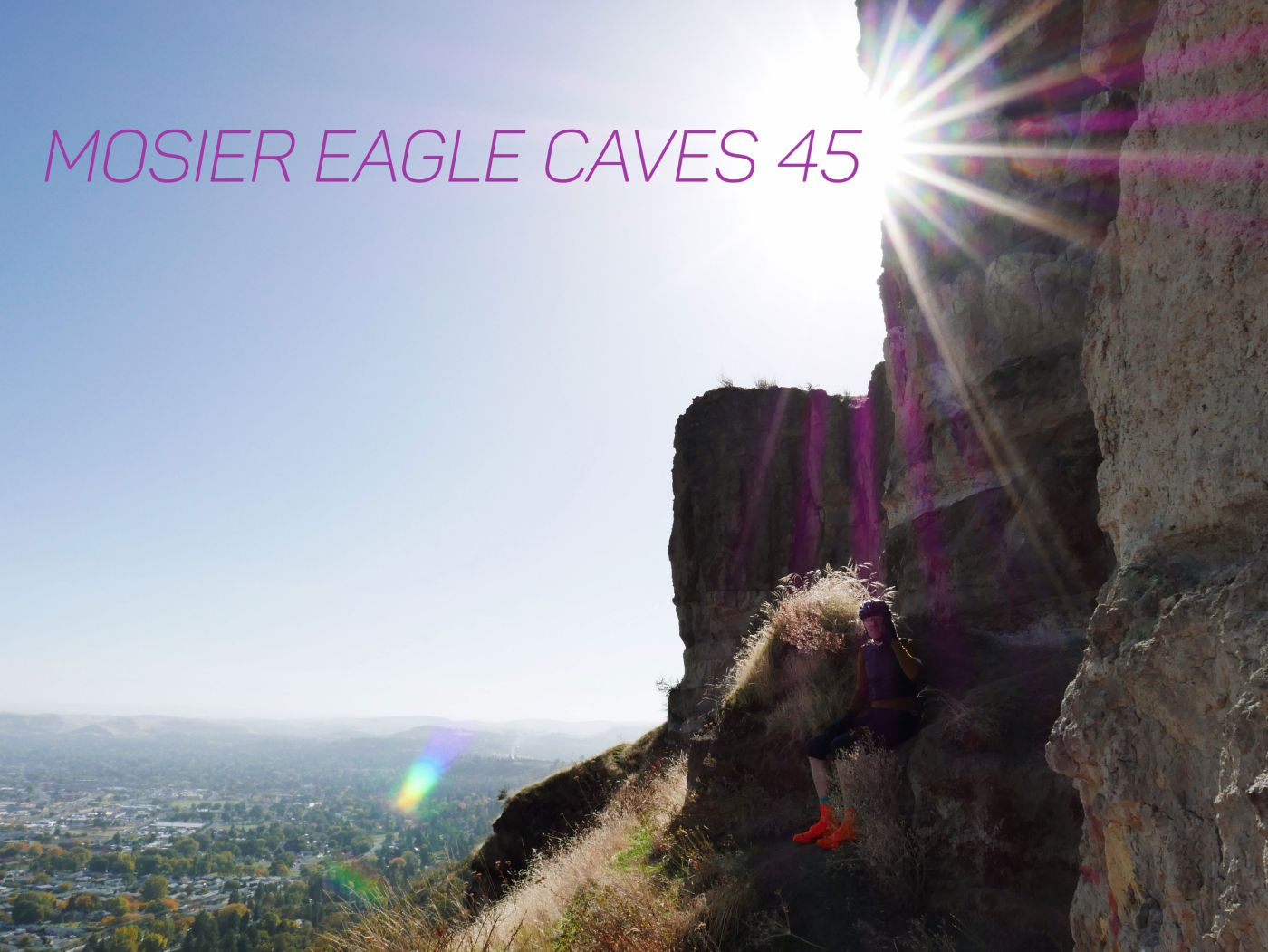 mosier eagle caves route