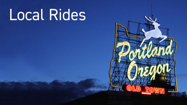 local rides