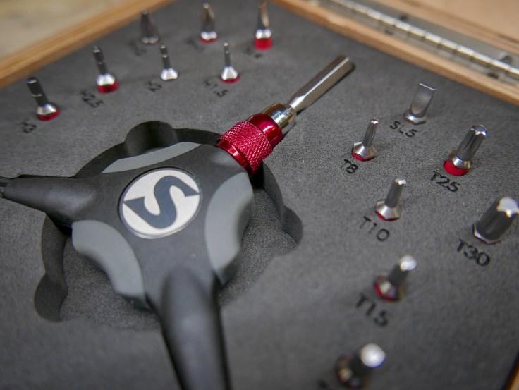 Silca Ypsilon Wrench
