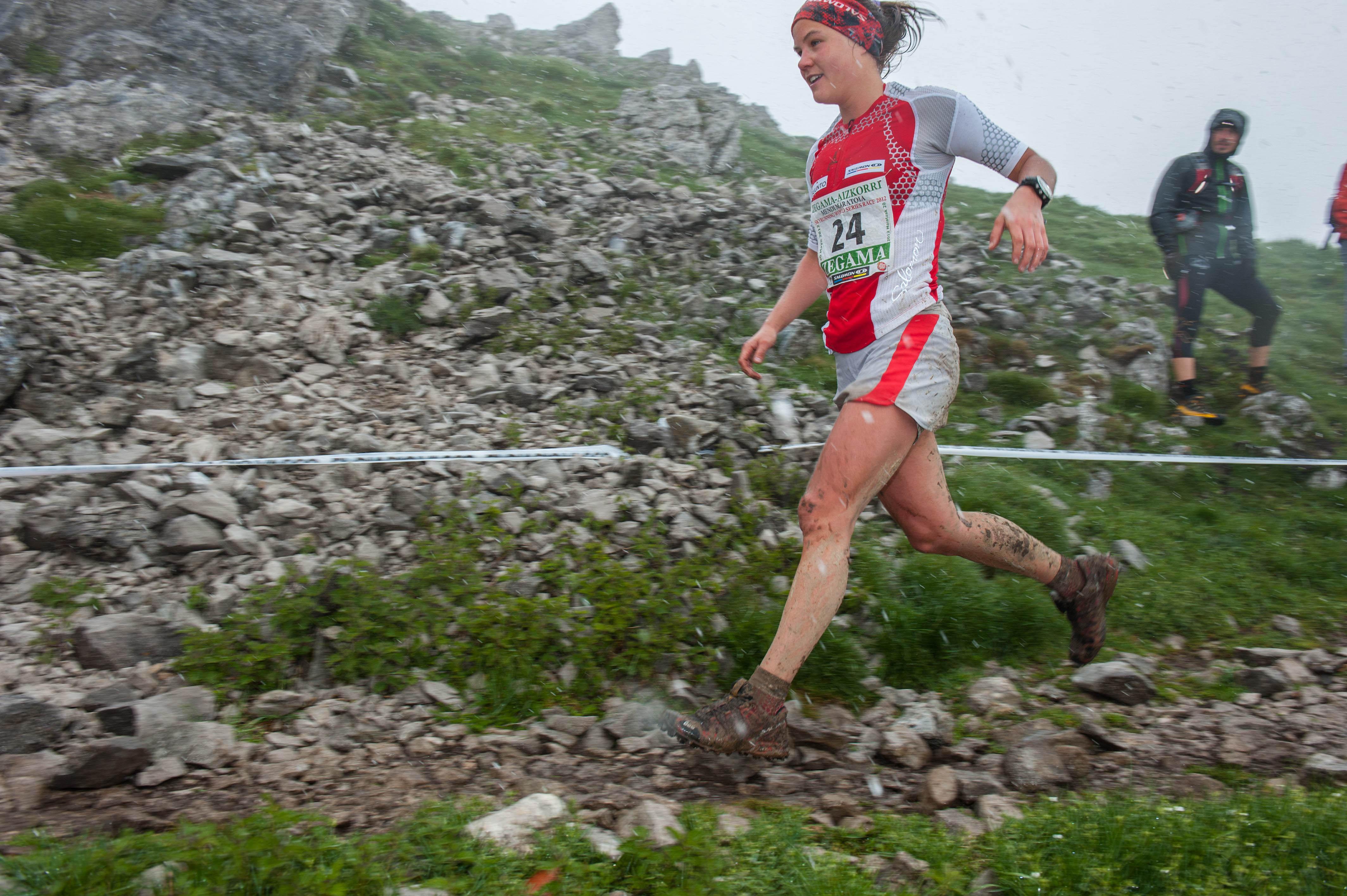 maraton de montaña