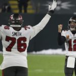 Buccaneers O-Line: From nothing special to overpowering