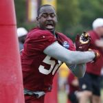 Junior Galette Injured
