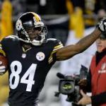 Antonio Brown gets $2 million dollar raise
