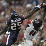 Will Backmon says Julio Jones plays like a Madden created player