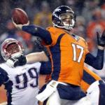 QB Osweiler leads Broncos in win over Pats