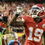 A healthy Jeremy Maclin is a devastating WR