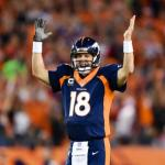 Congrats to Peyton Manning for breaking Farve's all time passing record
