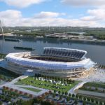 St. Louis approves $150 million for a brand new stadium.