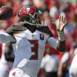 Jameis Winston surpasses Mike Glennon's rookie passing record