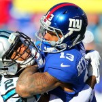 Odell Beckham could be suspended for one game.