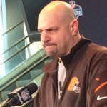 Mike Pettine could be coaching his last game for the Browns on Sunday.