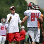 Dirk Koetter: not a prohibitive favorite for Tampa's HC?