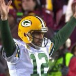 Aaron Rodgers and The Green Bay Packers stomp the Redskins 35-18