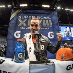 Peyton Manning is following Tony Dungy's advice before making the decision to retire