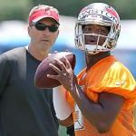 Dirk Koetter: Jameis and Evans need to work on their chemistry.