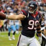 Could J.J. Watt break the hearts of many fans and retire early?