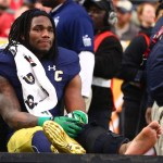 Jaylon Smith: Expected to miss 2016