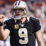 Saints Drew Brees Sets All-time Passing Record
