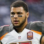 Mike Evans is working to get back on the right track