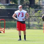 Sweezy expected to miss five games.