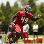 The Buccaneers have waived Cassanova McKinzy.