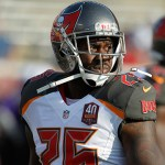 Bucs waive Mike James