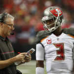Bucs hold on, defeat Falcons