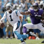 Carolina Panthers: From first to worst.