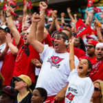 The Buccaneers need that 12th man effect