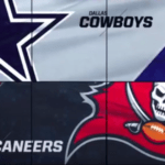 Buccaneers vs Cowboys final injury report