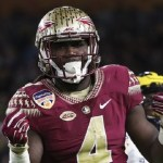 LaGarrette Blount: Dalvin Cook gon be a dawg in this league watch.