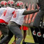 The Bucs O-line is much improved