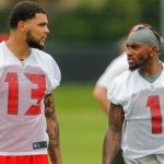 """Mike Evans: """"I think we could be one of the best tandems in the league."""""""