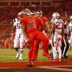 Doug Martin Shines In His Return