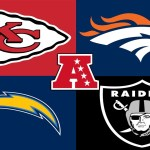 NFL: Predicting the AFC West