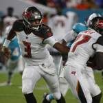 Bucs beat Dolphins 26 – 24 in Preseason Opener – All QBs Look Great!