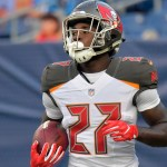 Ronald Jones Healthy –  Unlikely to Play Much This Season