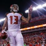 Mike Evans is on pace to shatter franchise records.