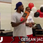 Djax Delivers Play 4 Life Messge In Schools
