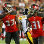 Carlton Davis is Dealing with Back Injury