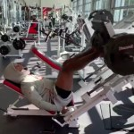 Video: Kwon Coming Back Strong At Gym After Knee Injury