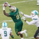 Draft Profile: Tyre McCants (WR, USF)
