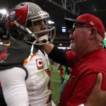 "Arians: ""I Love Our Quarterback"""