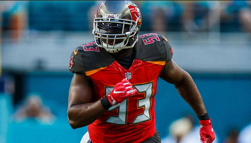 the latest 09519 8e927 Adarius Taylor To The Browns - Bucs Report