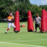 Winston has another solid day at training camp